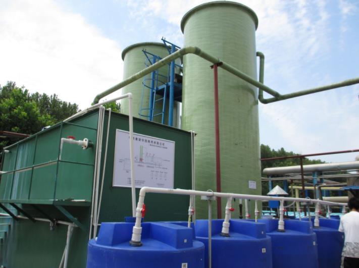 制药废水处理解决方案介绍