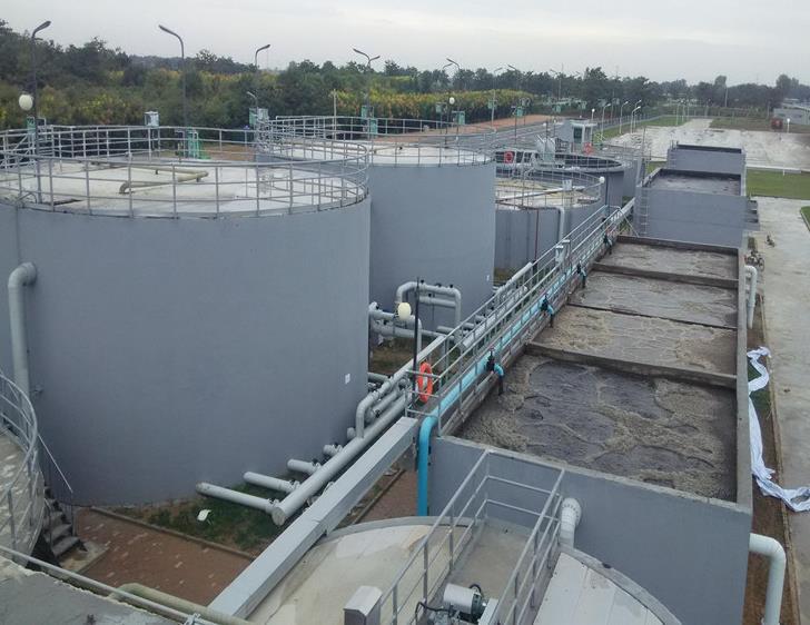 含氨氮化工废水处理解决方案